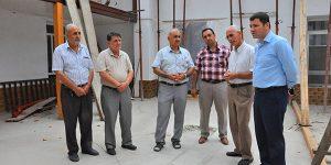 Akhisar Merkez Cami Tadilata Alındı
