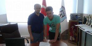 Ahmet Serbest Gençlergücü'nde