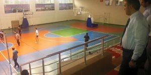 Kurumlararası Voleybol Turnuvası Başladı