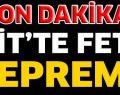 MİT'TE FETÖ DEPREMİ