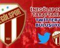İnegölspor'lu Taraftarlar Twitter'da Buluşuyor