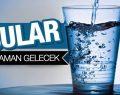 Su Kesintisine BUSKİ Bile Çözüm Bulamıyor