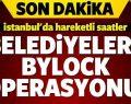Belediyelere Bylock Operasyonu