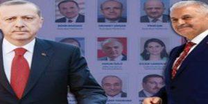 Belediye başkanlarının istifasının ardından revizyon iddiası