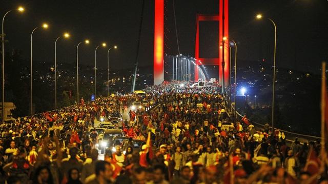 15 Temmuz Şehitler Köprüsü Davası Başladı