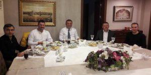 Diyarbakır Emniyet Müdürünü Ziyaret Ettiler