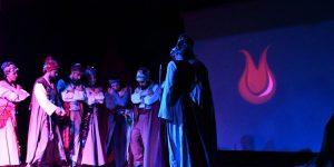 Ahmet Yesevi İnegöl'de Sahneye Taşındı