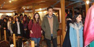 Ankara Üniversitesi Öğrencileri İnegöl'ü Müzede Tanıdı