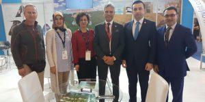 İnegöl İzmir Fuarın'da Tanıtılıyor
