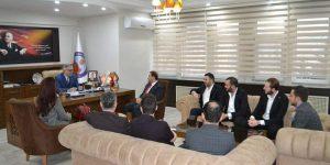 İgiad'tan Ali Akça'ya Ziyaret