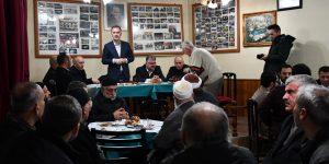 Bereket Sofrası Tabakoğlu Camiinde Kuruldu