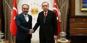 Cumhurbaşkanı Erdoğan, Alinur Aktaş'ı Külliyede Kabul Edecek