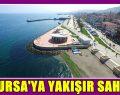 Mudanya Büyükşehir ile güzelleşiyor