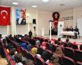 Başkan Taban Fen Liseliler İle Buluştu