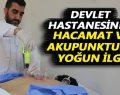 Hastanelerdeki Hacamata Yoğun İlgi