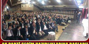 AK Parti Seçimlere Hazır