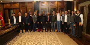 Kafkas Camiasından Bursa Çıkarması