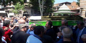 Sadri Demirtaş Son Yolculuğuna Uğurlandı