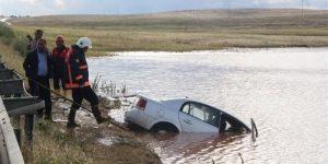 Gölete Uçan İnegöl Plakalı Araçta Ölenlerin Kimliği Belli Oldu