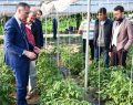 Başkan Taban'dan Çiftçilere Süpriz Ziyaret