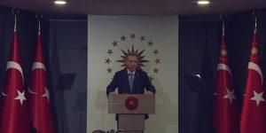 Cumhurbaşkanı Seçim Sonrası İlk Açıklamasını Yaptı