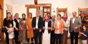 Usta Ellerin Zerafete Dönüştüğü Kişisel El Sanatları Sergisi Açıldı