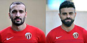 İnegölspor'da İki Oyuncuyla Yollar Ayrıldı