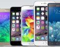 Sıcak Havadan Akıllı Telefonlarda Etkileniyor