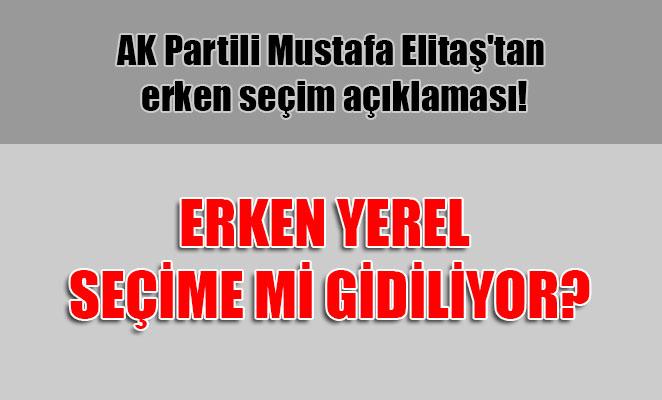 Türkiye Erken Yerel Seçime Mi Gidiyor