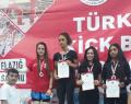 Taskk Kick Boks Şampiyonasına İnegöl Damga Vurdu