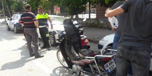 İnegöl'de Motosiklet Denetimleri Arttı