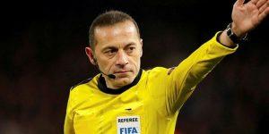 Cüneyt Çakır Dünya Kupası Finalini mi Yönetecek
