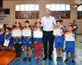 Yaz Spor Okulu Öğrencileri Sertifikalarını Aldı