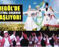 İnegöl'de Festival Coşkusu Başlıyor