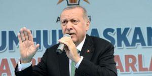 Erdoğan ; İlan Ediyorum, Oyununuzu Gördük Ve Meydan Okuyoruz.