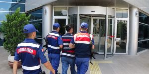 Tır Şöförü Tutuklandı