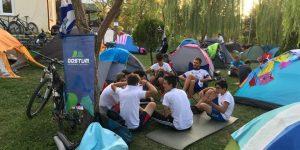 120 Yıllık Bisiklet Macerasına İnegöl'de Mola