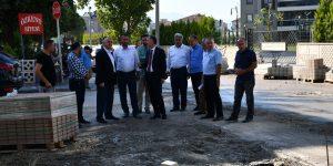 Süleymaniye Mahallesi'nde Hizmet Atağı Sürüyor