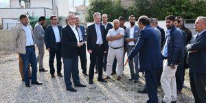 Başkan Taban, Ertuğrulgazi Mahallesi Sakinleri İle Bir Araya Geldi