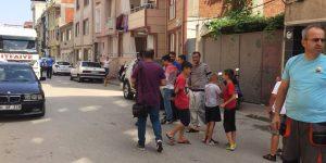 Mahmudiye Mahallesinde Gergin Anlar