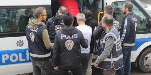 İnegöl Polisi Hırsızlık Şebekesini Çökertti