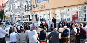 Başkan Taban'dan Din Görevlilerine Ziyaret