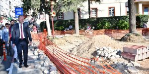 Belediye Meydanı Yenileniyor
