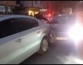 Anafartalar Caddesindeki Kaza Ucuz Atlatıldı