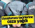 İnegöl'de Uyuşturucu Tacirlerine Ceza Yağdı