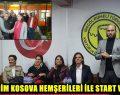 Devrim Kosova Hemşerileri İle Start Verdi