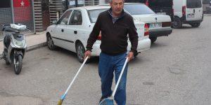 İnegöl'de Gönüllü Çevreci