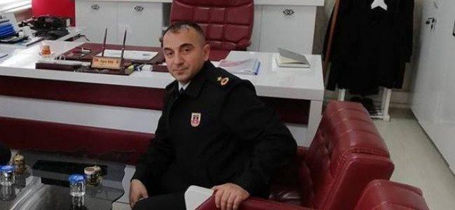 Yeni İlçe Jandarma Komutanı Feruh Maden Oldu