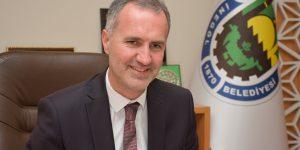 İnegöl Belediyesi, E-Devlet Uygulamasında Bursa'da İlk Sırada