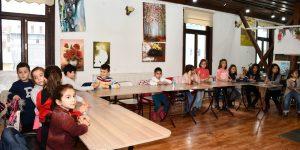 Çocuk Sanat Atölyesi Kayıtları Başlıyor